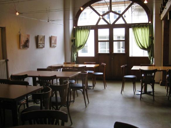 Cafe Öpfelbaum in Kadelburg